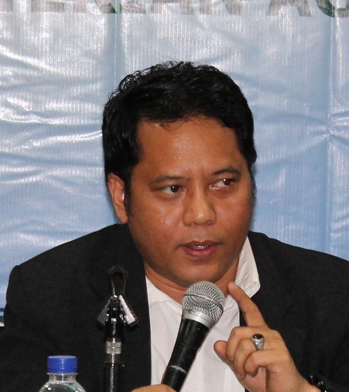 Kamaruddin Amin (Foto: Dirjen Pendis)